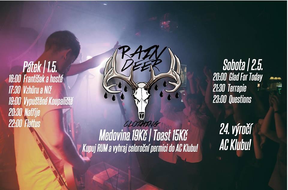 Raindeer Fest_AC klub