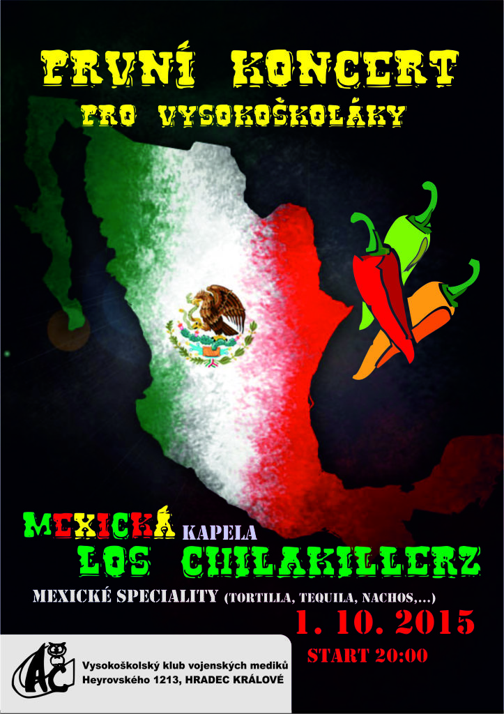 Rastr Mexicka party 1