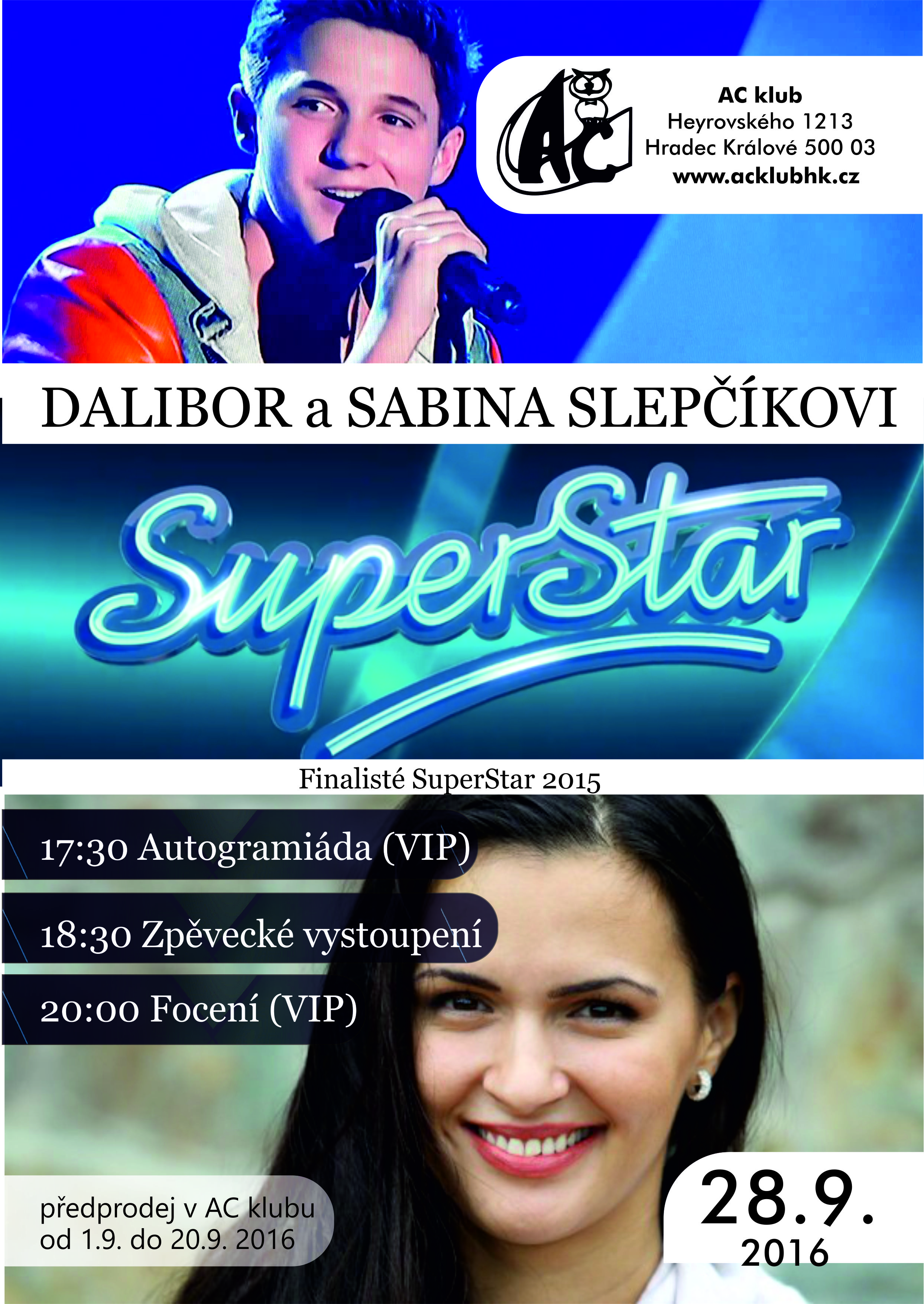 Rastr v SuperStar_plakat