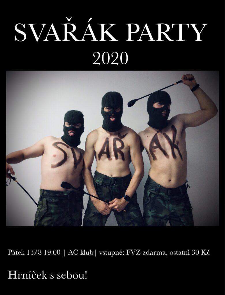 Svařák party 2020 v roce 2021